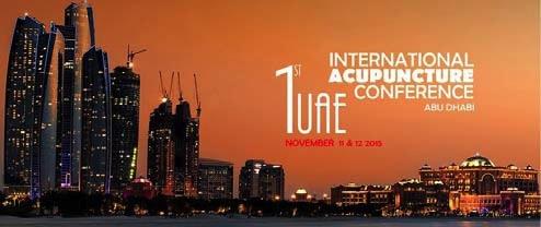 Le Premier congrès d'Acupuncture des Émirats Arabes Unis s'est déroulé dans le cadre magnifique de l'hôtel Rotana Beach, à Abu Dhabi.