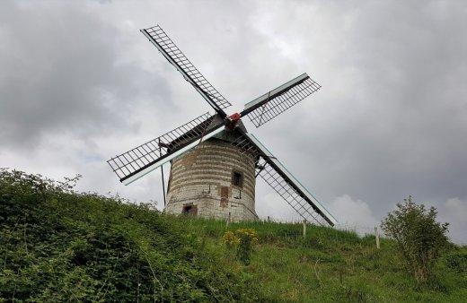Le moulin de Watten (17è siècle)